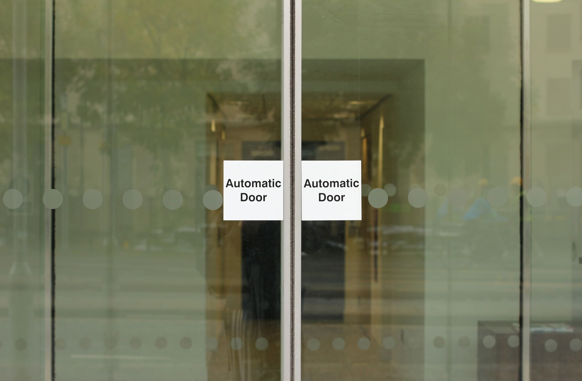 Automated doors automatic doors for Automatic sliding door