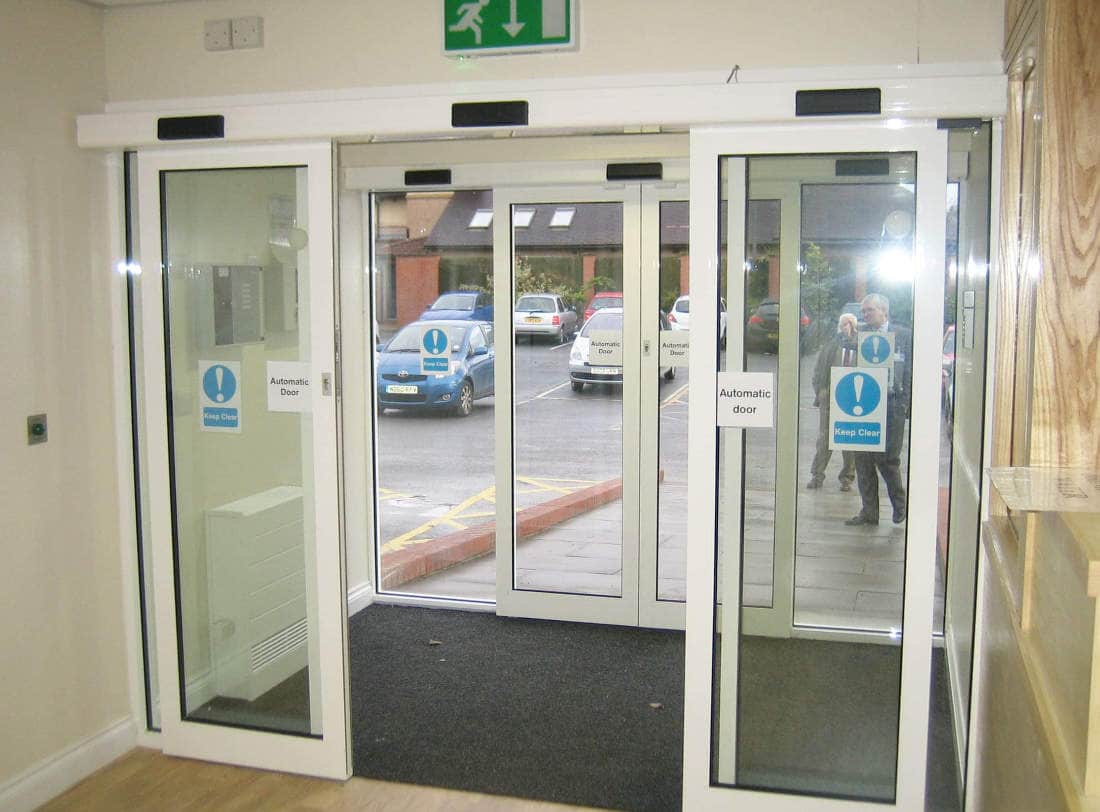 Automatic sliding doors dt fixing services ltd