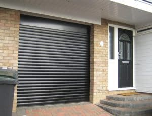 Roller shutters for domestic