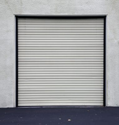 We install shutter doors