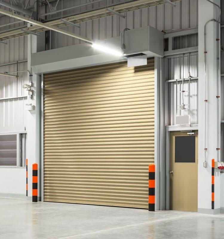 Warehouse shutters