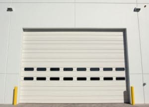Commercial shutters