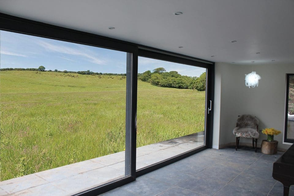 Durable doors in milton keynes bedford dt fixing for Wide sliding patio doors