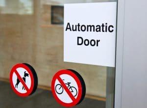 Automatic signage