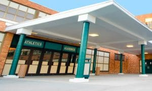 Doors for education buildings