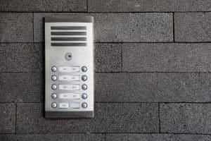 Intercom buzzer