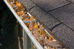 Blocked guttering services