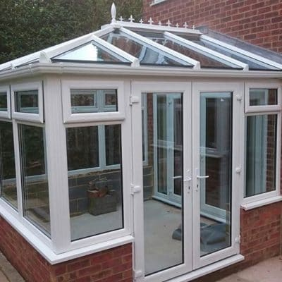 Edwardian Conservatory in Harlow Domestic