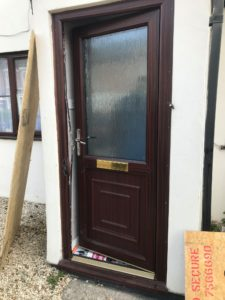 Door Photo Before