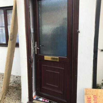 Door Photo Before